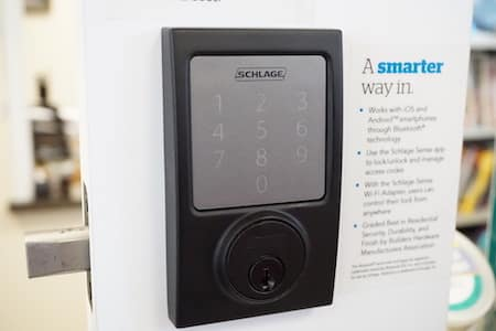 We Install Schlage Smart Locks